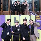 라디오,아이돌,더보이즈,영훈,김태우,휘영