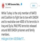 터키,시리아,포로