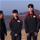 멤버,미남,축구단,노지훈