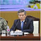 장관,안보,올해,북한,노력