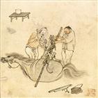 단원,그림,김홍도,화가,조선,정조,영조,도화서,성포리,사람