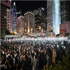 집회,홍콩,경찰,행진,시위,허가,8일