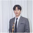 연기자,김남길,최우수,수상,그리메상,시상식