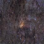중심부,생성,우리은,은하,막대