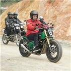 오토바이,대통령,조코위,도로