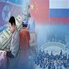 북한,노동자,중국,송환,러시아,결의,안보리,유엔,이행