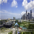 중국,사업,기업,마카오,환경,제공,광둥,구축,혁신