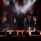 노을,관객,무대,사람,공연,객석