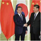 중국,한반도,문제,관계,한중,평화,주석