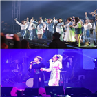 무대,콘서트,청춘,미스트롯,공연