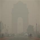 인도,뉴델리,저감장치,석탄발전소,수도권