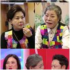 박술녀,당나귀,한복,박정수