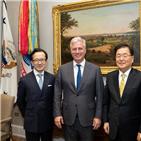대통령,트럼프,메시지,실장,전달,위원장,북한