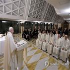 교황,이란,미국,강론,기후변화,대응,충돌
