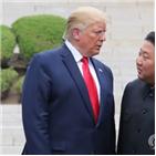 북한,트럼프,대통령,정상,미국,친서,협상,톱다운,김정은,위원장