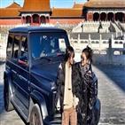 중국,자금성,사진,여성,특권층,누리꾼