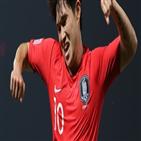 한국,요르단,후반,진출,전반,조규성,골키퍼