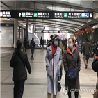 중국,우한,확진,폐렴,환자,베이징,보도