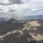 화산,3단계,지역,필리핀
