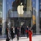 애플,우한,아이폰,중국,코로나,바이러스,신종