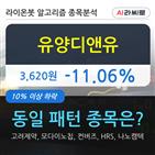 유양디앤유,기사,수준