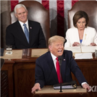 트럼프,대통령,로긴,대선,국정연설,외교정책,북한,언급