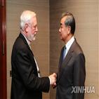 중국,교황청,관계,정부,양국,외교장관