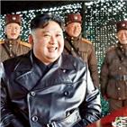 트럼프,친서,북한,대통령,김정은,코로나19,도발,전달