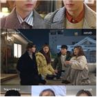 장옥분,송다희,윤규진,송나희,차영훈