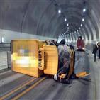 교통사고,터널,치사율,발생