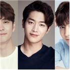드라마,강태오,유일,서강준,이태환,맨오브크리에이션