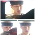 목도리,홍조,김명수,고양이,눈빛,순간