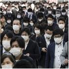 일본,정부,도쿄,코로나19,영국,접촉,개입,논문,지금,전략