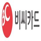 BC카드,케이뱅크,지분