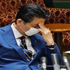 아베,총리,코로나19,대응,뒷북,싸움