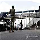 나이지리아,봉쇄령,코로나19,보안요원,인권위