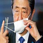 아베,총리,확진,전날,일본,코로나19