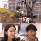 우혜림,신민철,연애,모습,러우면,보디가드