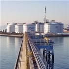 포스코에너지,터미널,탱크,광양,사업,가스,포스코,상업운전