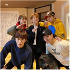 블락비,멤버,방송,박경의