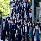 확진,일본,긴급사태,코로나19,지역