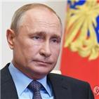 푸틴,대통령,러시아,코로나19,지지율,위기,확산,경제