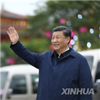북한,중국,주석,구두친서