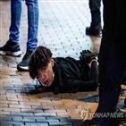 시위,홍콩,기자,취재,현장