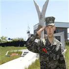 손흥민,영국,기초군사훈련