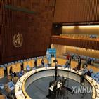 총회,코로나19,대응,평가,중국,대통령,사무총장