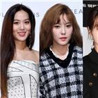 이민정,효민,김희정,지인,참석,이태원,생일