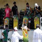 배분,재난지원금,필리핀,군경