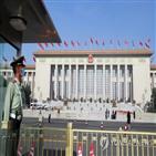 중국,전인대,개막식,총리,올해,인민대회당,공작보고,대표단,오전,취재진