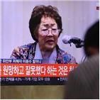 할머니,정의연,기자회견,쉼터,위안부,정대협,의혹,7억5000만,안성,기부금